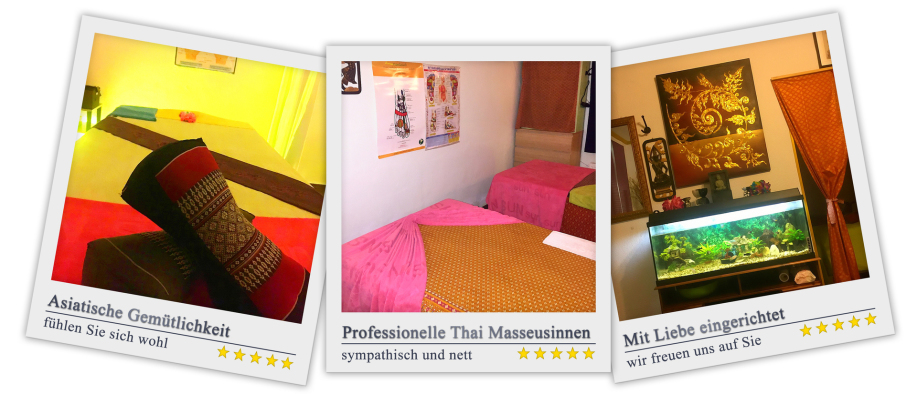 Thai Massage in Hamburg